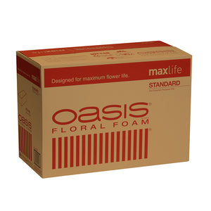 OASIS  FOAM BRICKS     48 BLOCK  CASE