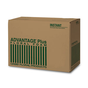 ADVANTAGE PLUS FLORAL FOAM 48PC CASE