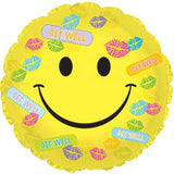 BALLOON GET WELL BANDAIDS 5PC PKG