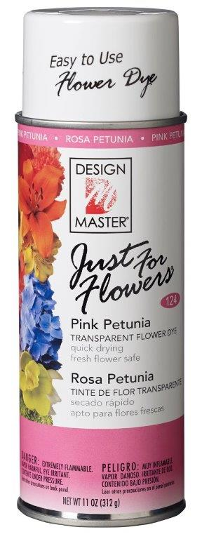 JUST FOR FLOWERS PINK PETUNIA  CAN