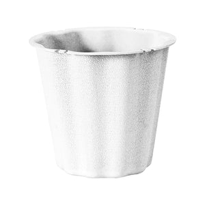 6in VERSATILE CONTAINER WHITE 48PC  CASE