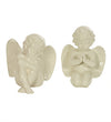 CERAMIC ANGEL  2PC BOX