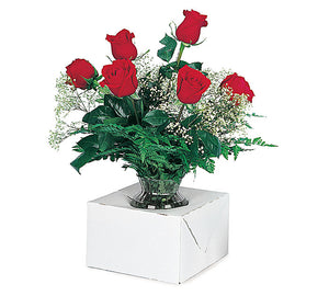 4X4X4 BUD VASE HOLDER    100PC CASE