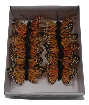 1 BUTTERFLY MONARCH 12PC
