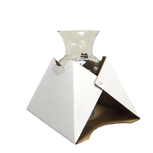 SMALL PYRAMID VASE HOLDER 100PC CASE