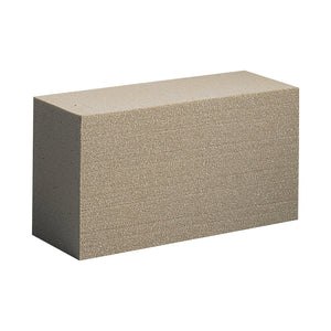 DRI FOAM II BRICK TAUPE 20PC CASE