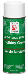 PAINT HOLIDAY GREEN      CAN