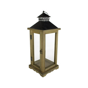 7in X 18in SINGLE PANE LANTERN JAVA EA