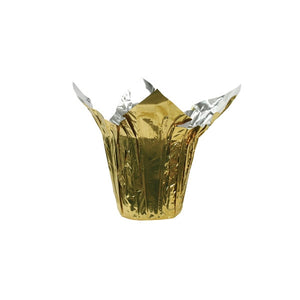 6in KWIK COVER  GOLD METALLIC  EACH