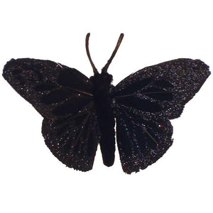 2.5 BLACK BUTTERFLY W/MICA