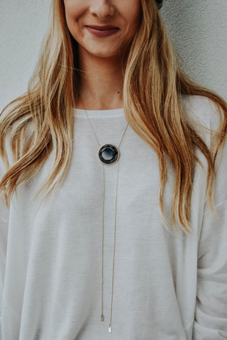 Thick & Thin Necklace