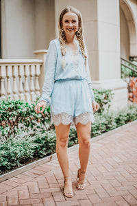 Winter Breeze Romper