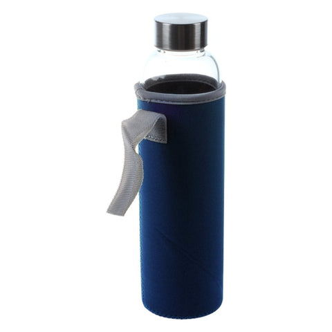 HOT Product - Glas Trinkflasche 550ml - inkl. Tea Filter | Prime Shop