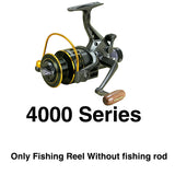 Freilaufrolle - 2018 New Fishing Reel Double Brake - primeonlineshop