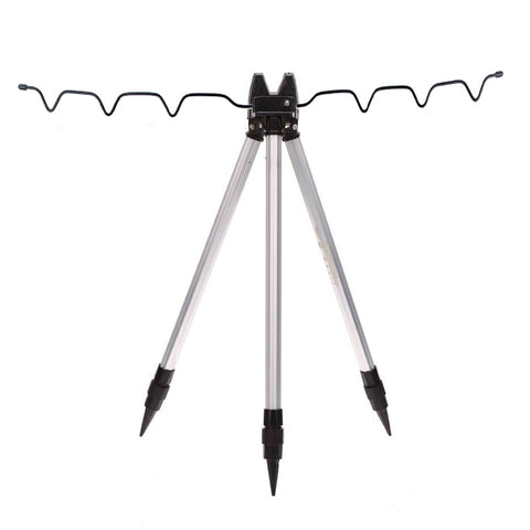Aluminum Alloy Telescopic Fishing Tripod Holder - primeonlineshop