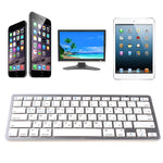 Wireless Bluetooth 3.0 Tastatur iPhone, Samsung, Windows | Prime Shop