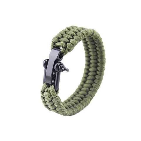 Tactical - Survival - Braided Camp Equipment - Armband | Prime Shop