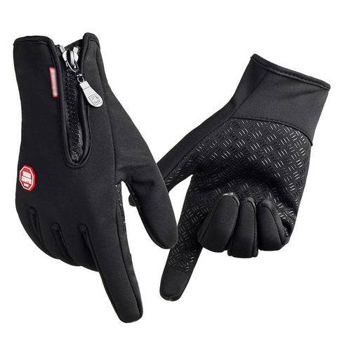 Men Gloves Winter Touch Screen Snow Windstopper Glove - primeonlineshop