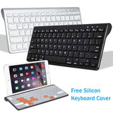 Mini Bluetooth Keyboard for Phone iPad 2017 for Smart TV  Android - primeonlineshop