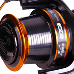 Long Shot Bait Casting Reel Angelrolle mit Weitwurfspule | Prime Shop