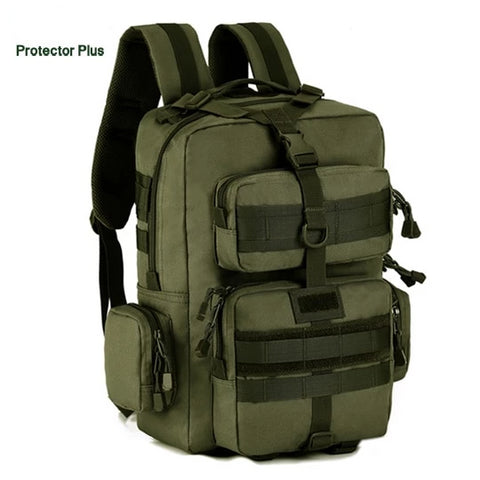 Fishing Tactical Rucksack - Army 30L  / 14 Zoll | Prime Shop