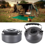 "1.1L Ultra-light Outdoor / Camping Wasserkocher ""Aluminum High Quality Kettle"" - primeonlineshop"