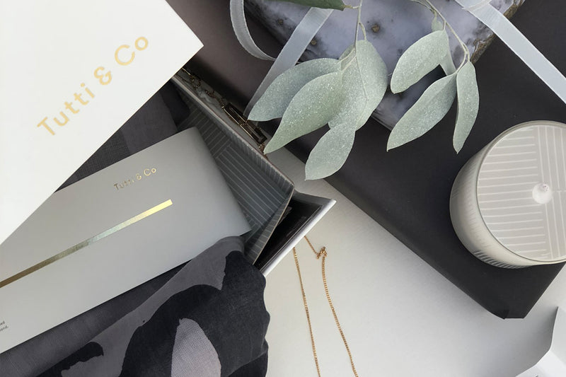 Tutti & Co Gift Boxes- the perfect gift.