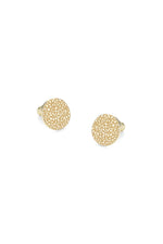 Surface Earrings Gold