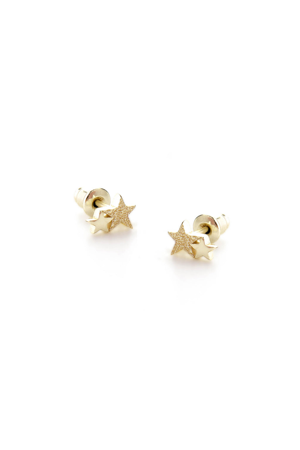 Starlight Earrings Gold