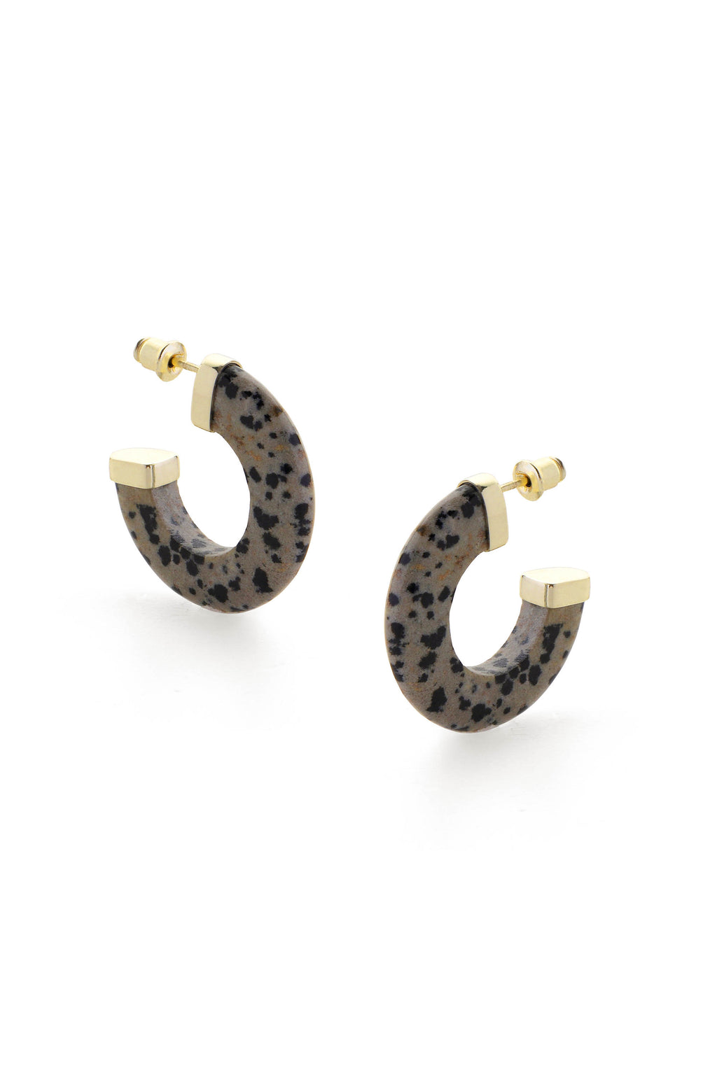 Restore Earrings Gold
