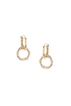 Ash Earrings Gold