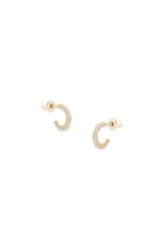 Aurora Earrings Gold