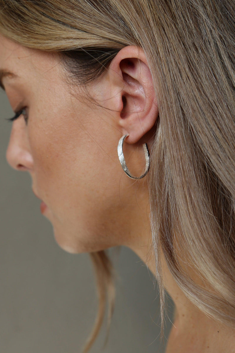 Aspen Earrings Silver