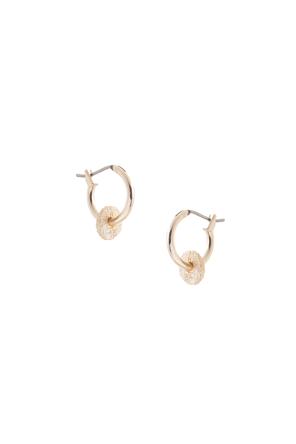 Cedar Earrings Gold
