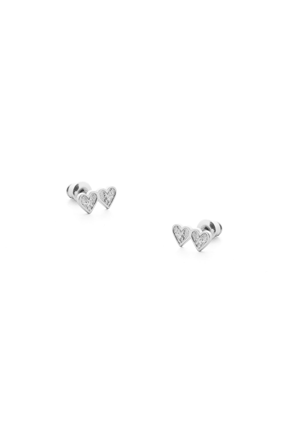 Heartbeat Earrings Gold