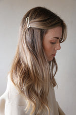 Evolve Hair Clip Gold