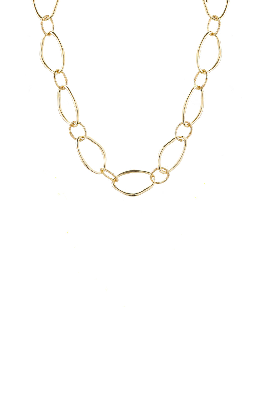 Calm Necklace Gold