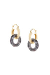 Tropic Earrings Gold