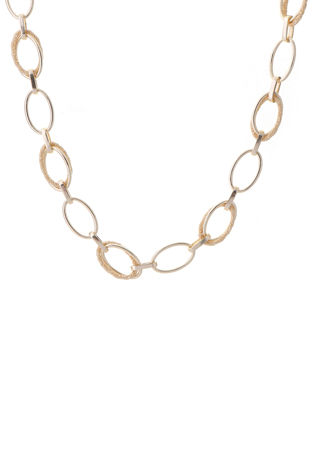Echo Necklace Gold