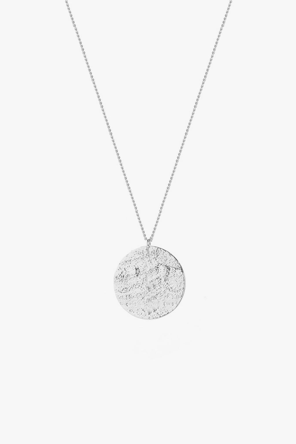 Hudson Necklace Silver