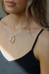 Aspen Necklace Silver