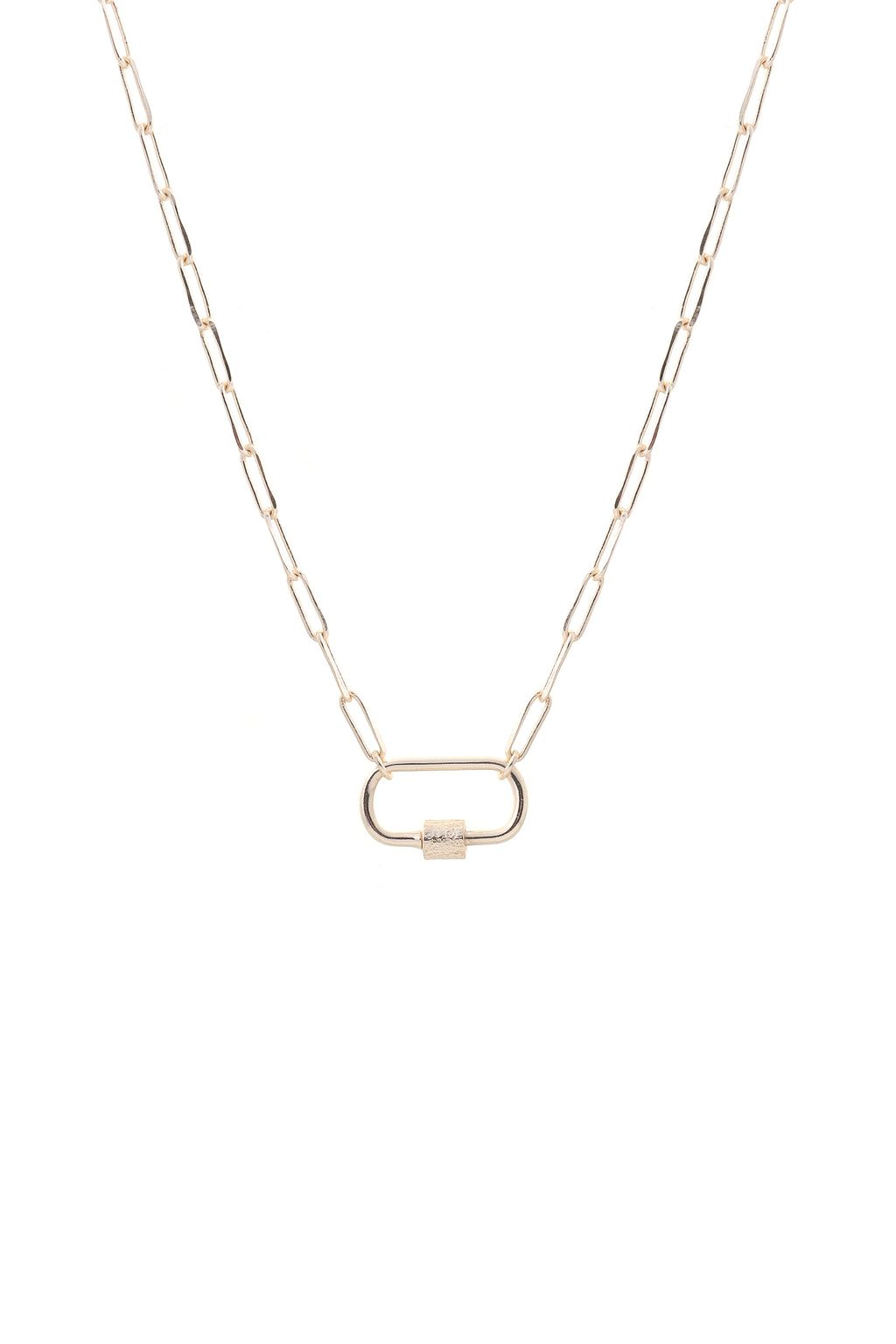 Mist Necklace Gold