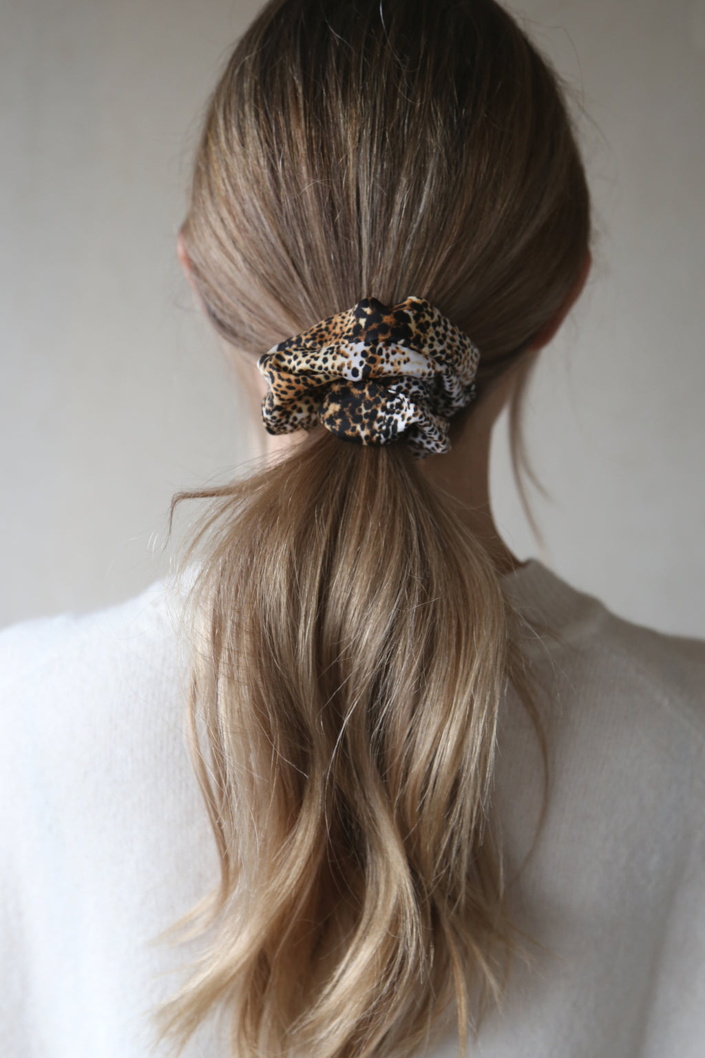 Nature Scrunchie