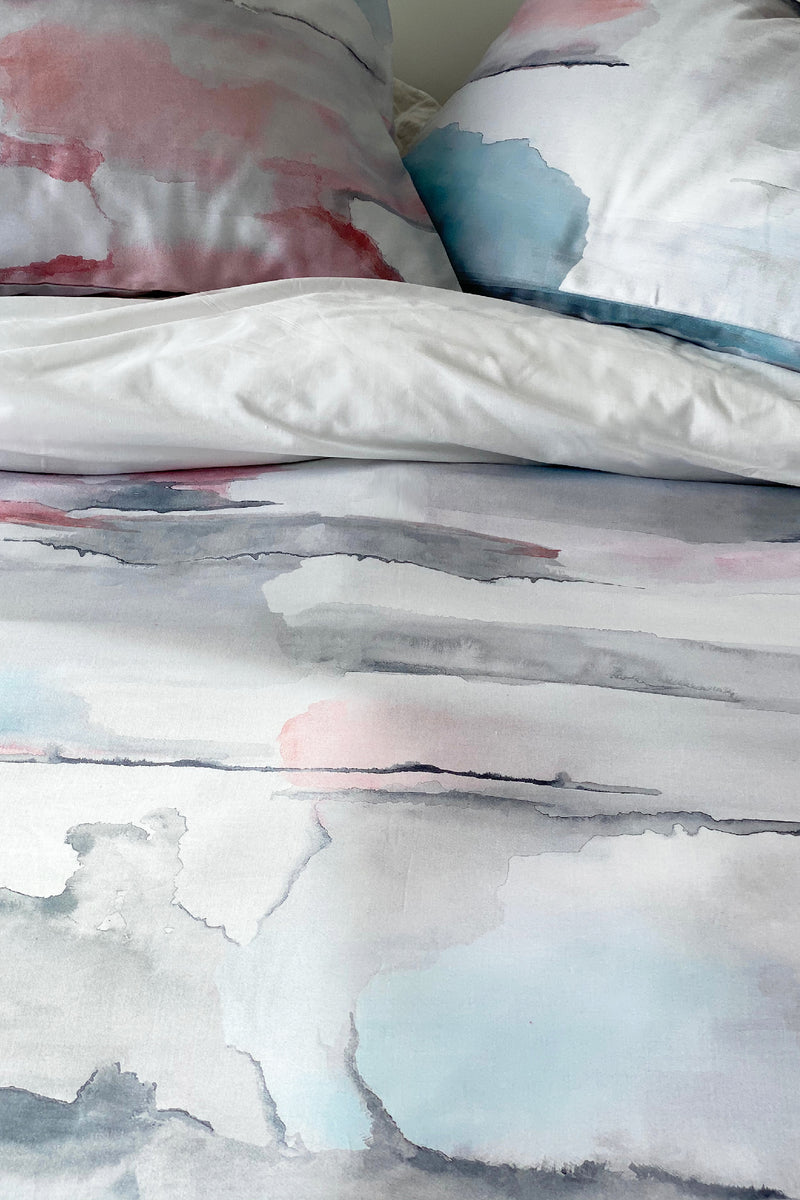Sunset Duvet Set