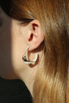 Tide Earrings Silver