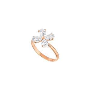 Bague - Or rose