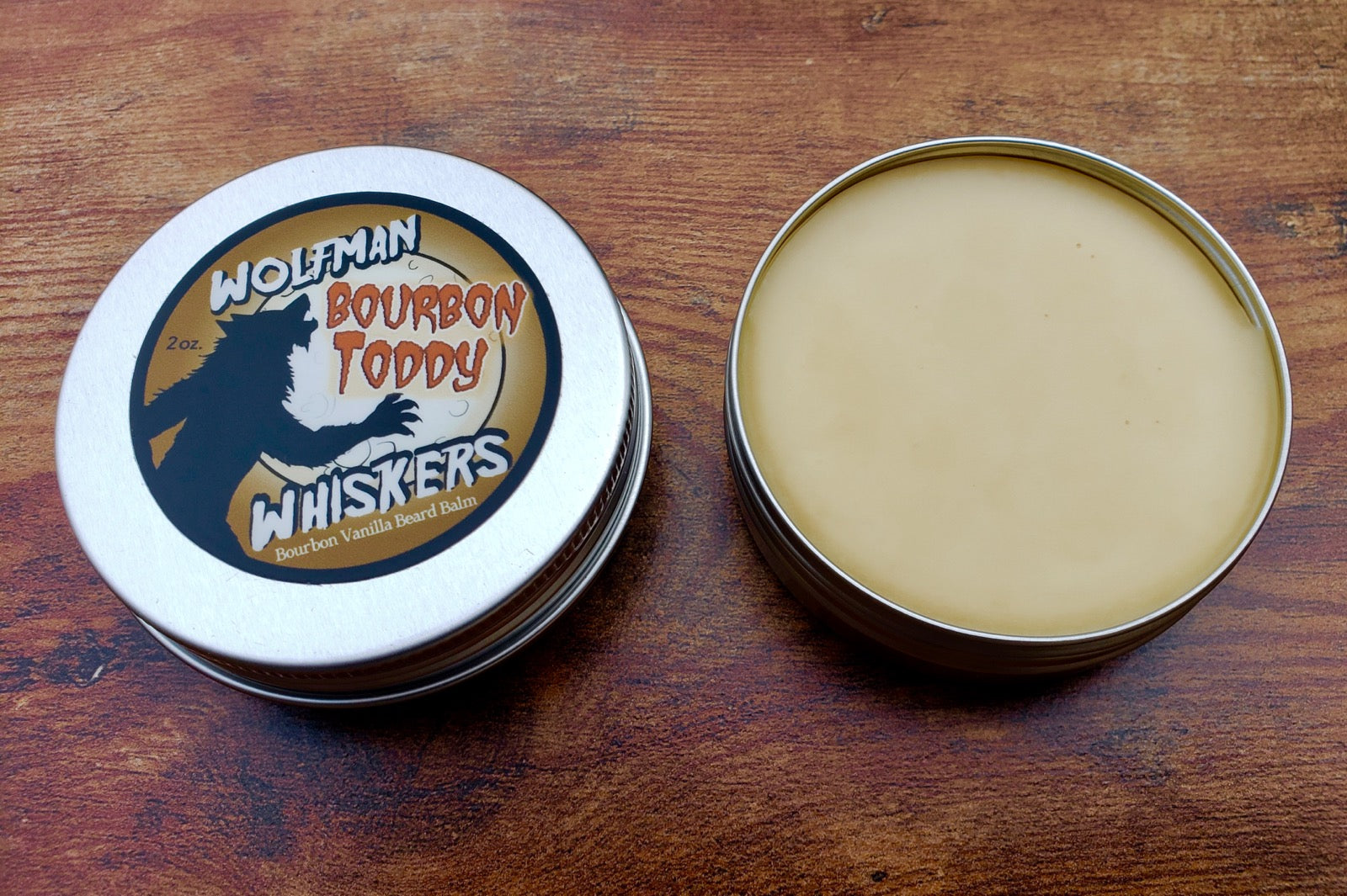Bourbon Toddy Beard Balm