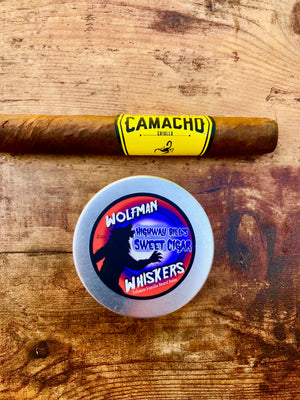Highway Bill's Sweet Cigar Beard Balm