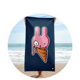 Beach Towel / Cone