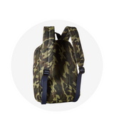 Small Backpack / Camo